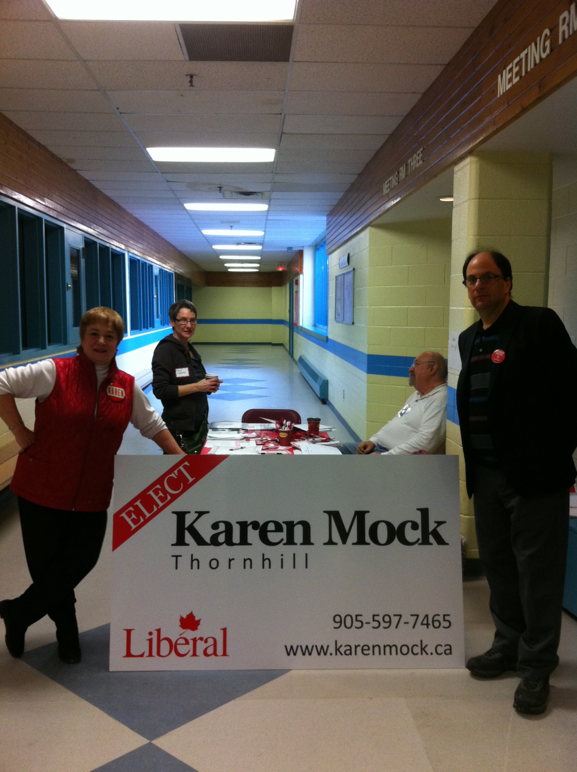 Elect Karen Mock MP for Thornhill